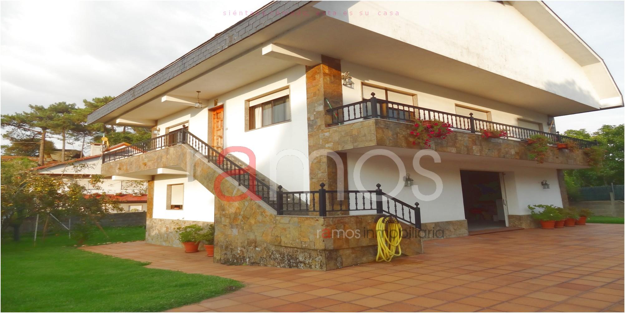 Se vende magnífica casa en Coruxo